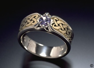 best celtic wedding ring